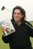 Alice Cooper at The 9th Annual Michael Douglas and Friends Celebrity Golf Event. Trump National Golf Club, Rancho Palos Verdes, CA. 04-29-07
