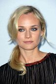 Diane Kruger at the 2007/2008 Chanel Cruise Show Presented by Karl Lagerfeld. Hanger 8, Santa Monica