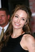 Angelina Jolie at the North American Premiere of