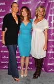 Lucy Lawless with Mary McDonnell and Katee Sackhoff at