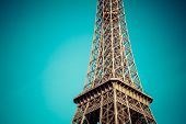 The Eiffel Tower Is One Of The Most Recognizable Landmarks In The World.