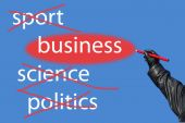Sport?Science?Politics?Business!