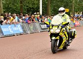 Police at the Tour de France