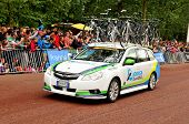 Orica-GreenEdge Team in the Tour de France