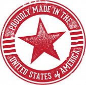 Proudly Made in the United States USA