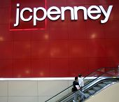 NEW YORK CITY - FRIDAY, JUNE 20, 2014: Shoppers at a J. C. Penney Company Inc. department store in N