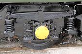 Diesel Train Engine.
