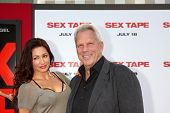 LOS ANGELES - JUL 10:  Steve Tisch, guest at the