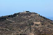 Fortification in Cartagena, Spain
