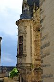 LE MANS,FRANCE,JULY 12: Historical area.(Sarthe, Pays de la Loire, France) - Buildings in the ancien