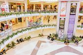 Belarussian Shopping Center Stolitsa