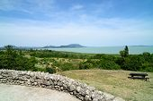 Landscape Of Lake Balaton
