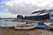 English Fishing Harbour