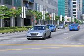 Taxis Singapore