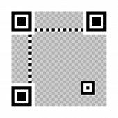 vector QR-code