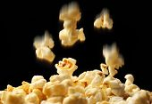 Popcorn Falling Down