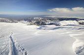 Winter Adventures In The Alps