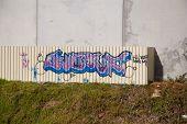 Hindmarsh Graffiti