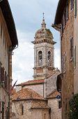 San Francesco's church in San Quirico d'Orcia