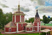 Suzdal, Russia, Uspenskaya Church In Summer