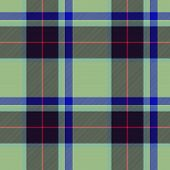 Tartan Seamless Generated Hires Texture