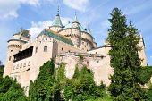 castle Bojnice, Slovakia,Europe