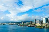 Beautiful View Of Honolulu, Hawaii, United States