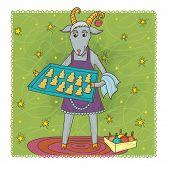 December goat