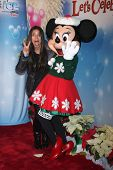 LOS ANGELES - DEC 11:  Roselyn Sanchez, Minnie Mouse at the
