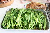Boiled Kale.