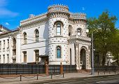 Arseny Morozov's mansion (receptions by Ministry of Foreign Affairs) in Moscow Russia