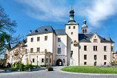 Mint Italian Court, Kutna Hora (unesco), Czech Republic