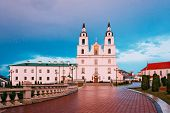 foto of holy-spirit  - Cathedral Of Holy Spirit In Minsk  - JPG