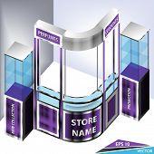 Perfumes Kiosk