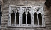 Detail of Dean Arch