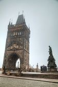 The Old Town Tower Of Charles Bridge