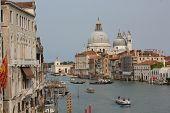 Typical Venice Cityscape
