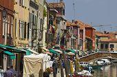 Little Island Of Murano, promenade
