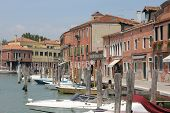 View Of The Little Island Of Murano