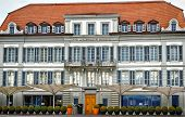 Hotel Angleterre In Lausanne, Switzerland