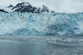 Icebergs at Meares Glacier