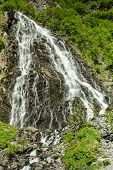 Valdez's Bridal Veil Falls