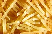 Short Thin Pasta Tubes