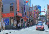 Chinatown Melbourne Australia