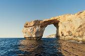 image of gozo  - Azure Window - JPG