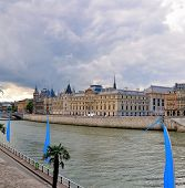 Day View Of The Conciergerie