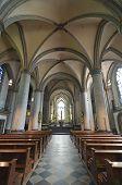 Altar-Blick auf den Dom