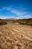 Way To Mt Ruapehu - New Zealand