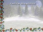 Felice Navidad.