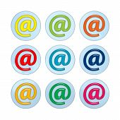 E-Mail Buttons